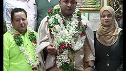 Ruby Channel ke Bureau Chief Janab #Akber_Shareef, ka Birthday Aaj NRQ-24-NEWS Media Point Par