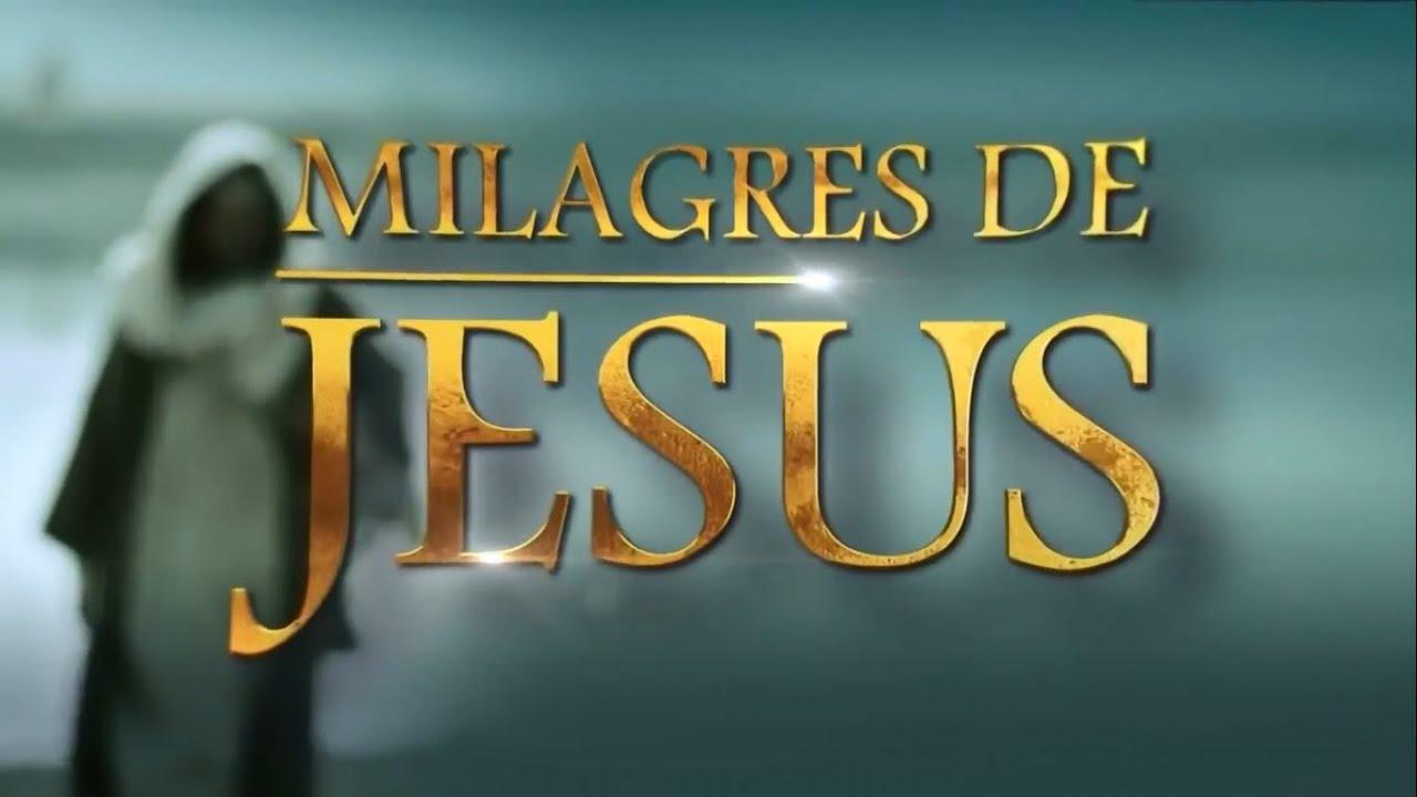 Filme Milagres de Jesus - O Filme