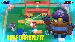 HOW TO PLAY DARRYL IN BRAWL BALL! / Tips u0026 Tricks / Brawl Stars