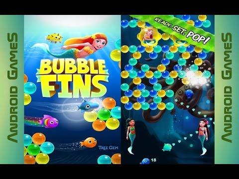 Bubble Fins Preview HD 720p