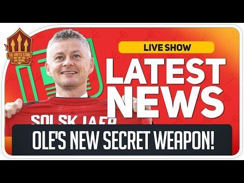 Solskjaer's Biggest Success! Man Utd News Now