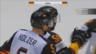 Eishockey WM 2018 - Deutschland vs. Südkorea 6:1 / Highlights Sport1