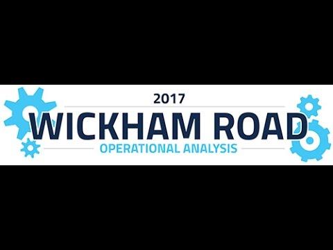 Wickham Road Operational Analysis Public Meeting #1