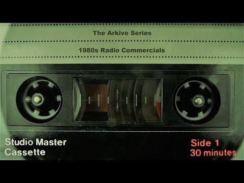 1980s Radio Commercials Vol. 1
