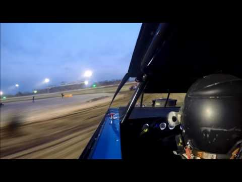 Limaland Motorsports Park Modified Feature Curt Spalding GoPro 5-13-16