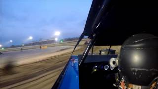 Limaland Motorsports Park Modified - On Board Curt Spalding - Feature