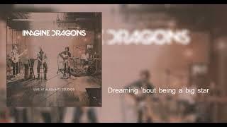 Imagine Dragons- Thunder (Live at AllSaints Studios 2017) Lyrics