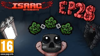 The Binding Of Isaac Afterbirth Ep28, Challenge 25,27 - El poder de succubus!