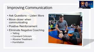 Improving Communication with Your Wrestler