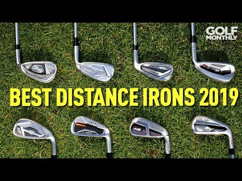 Best Distance Irons 2019! Which is the longest? Golf Monthly