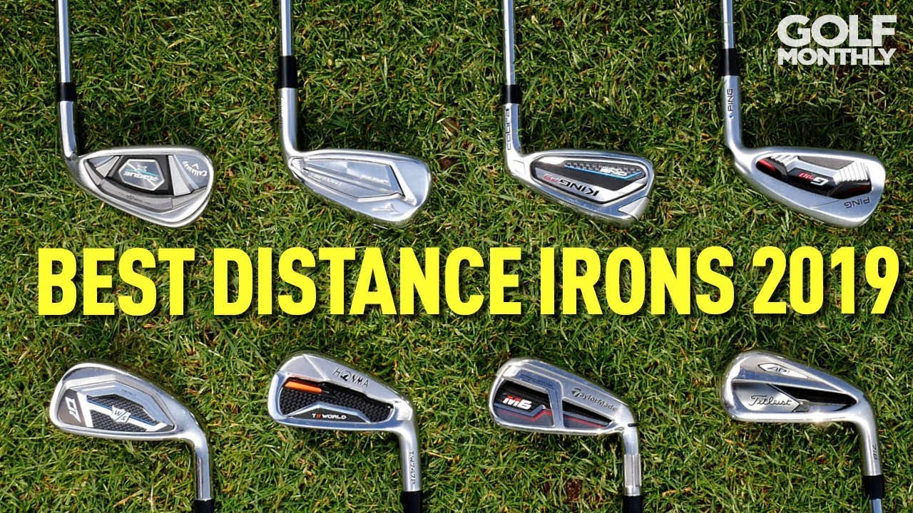 Best Irons 2020.Best Distance Irons 2019 Which Is The Longest Golf Monthly