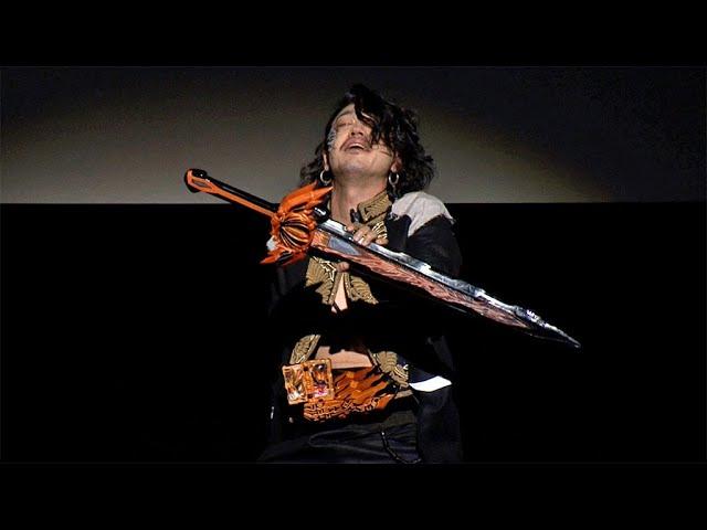 Saber: Swordsman of Phoenix and Book of Ruin Stage Greetings→ Falchion TV Series & Amazon Alfa Jokes
