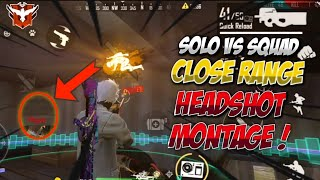 EPIC MOMENT!! MONTAGE FREE FIRE BATLEGROUND