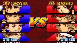 [TAS] The King Of Fighters 99 Arcade - TeamPlay