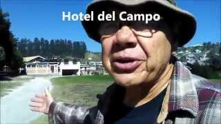 The Hotel to Down Town Quetzaltenango
