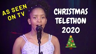 IT'S BEGINNING TO LOOK A LOT LIKE CHRISTMAS | Michael Bublé - Ellie Maxwell Live TV Performance