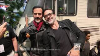 Talking Dead S7 special - Jeffrey Dean Morgan on the impact of the show in his life