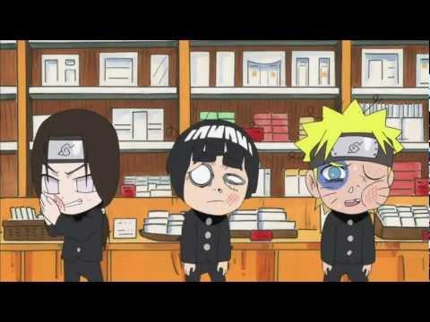 Naruto SD AMV - High School Never Ends (Reup)