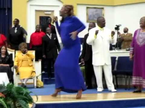 Le'Andria Johnson: Pt3of3 @ Shirley Caesar/Mt Calvary Word Of Faith - RaleighNC