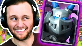 Clash Royale | MEGA MINION | Mirror Furnace OP?