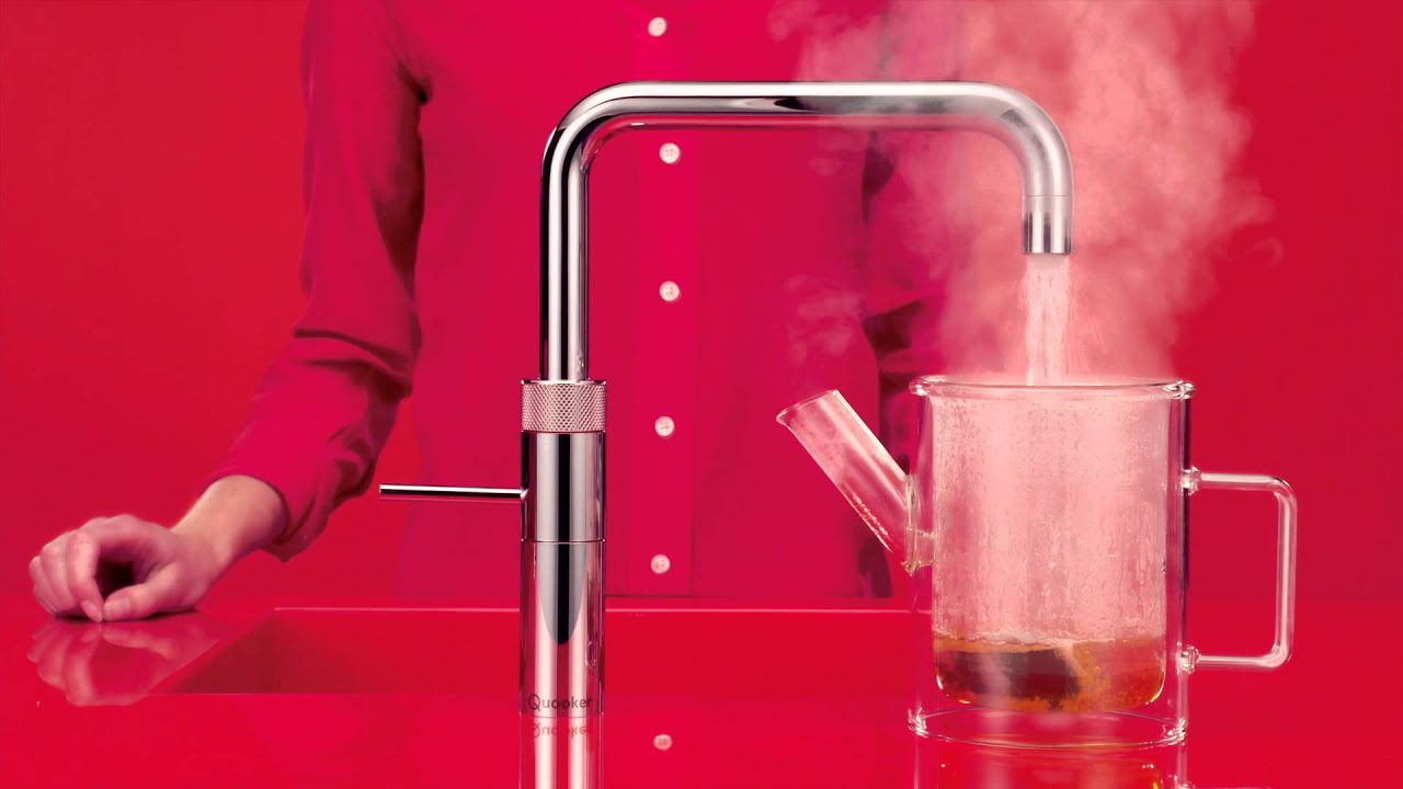 The Quooker Fusion - YouTube
