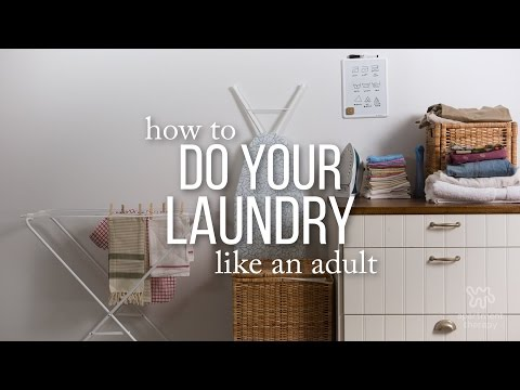 Ing Doing Your Laundry