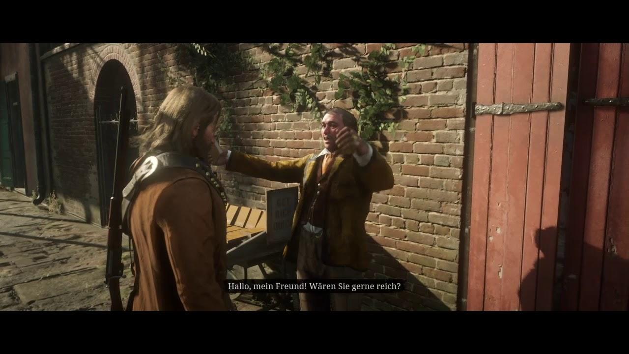 Red Dead Redemption 2 091 Vorfinanzierung Einer Hinrichtung Youtube
