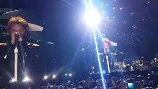 Bon Jovi - In These Arms (Buenos Aires, Argentina 16/09/2017)