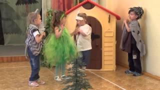 Мюзикл по мотивам русской народной сказки