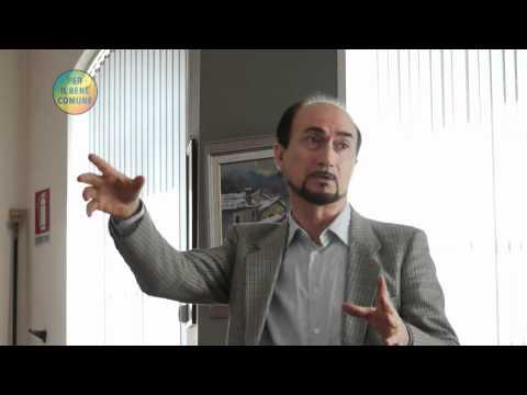 Economia e finanza per il benessere dei popoli, Oronzo Turi