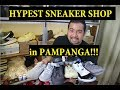 The hypest sneaker shop in pampanga human rims shoes mp3