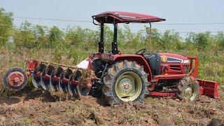 รถไถยันมาร์ไถกลบตอซังข้าว Yanmar  Ef514mu Tractor | Che Chef