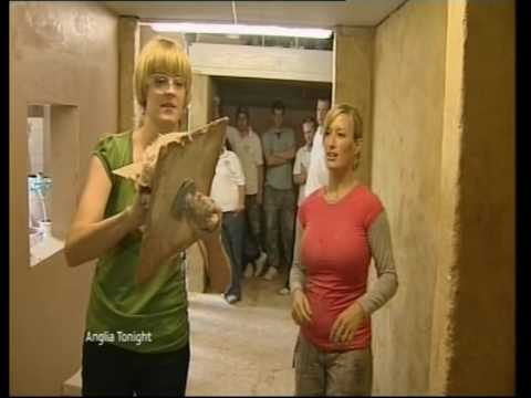 Beccy Female Plasterer