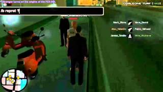 San andreas multiplayer ( SAMP ) tuogh guy