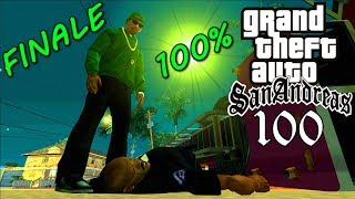 GTA San Andreas #100 🔫 Deutsch 100% ∞ FINALE: End of the Line | 100% ∞ Let