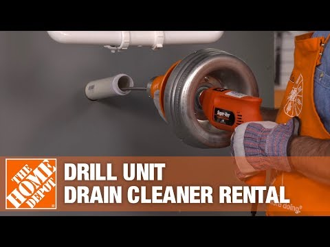 general-pipe-cleaners-drill-unit-drain-cleaner- -the-home-depot-rental