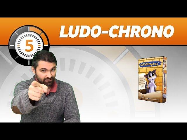 LudoChrono - Catastrophes