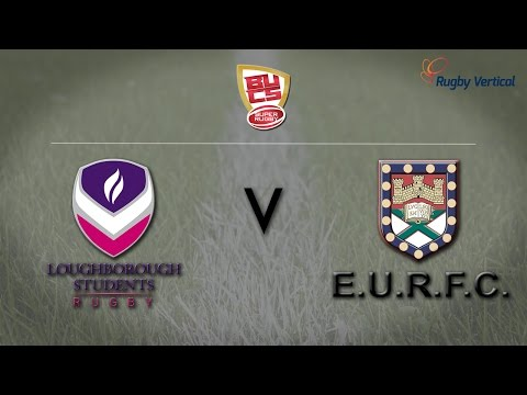 BUCS Super Rugby: Loughborough vs. Exeter FULL MATCH | Round 1, 5 October 2016