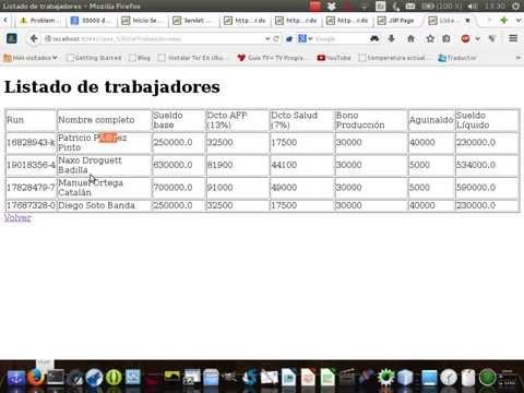 [Clase en vivo] Java web COMPLETO ejercicio Servlet, Jsp y HttpSession [Desde 0]