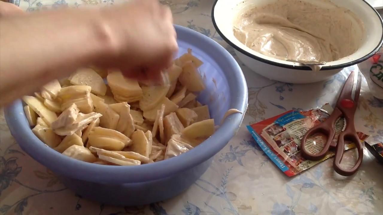 рецепты курицы в дезовке с маонезом или сметаной