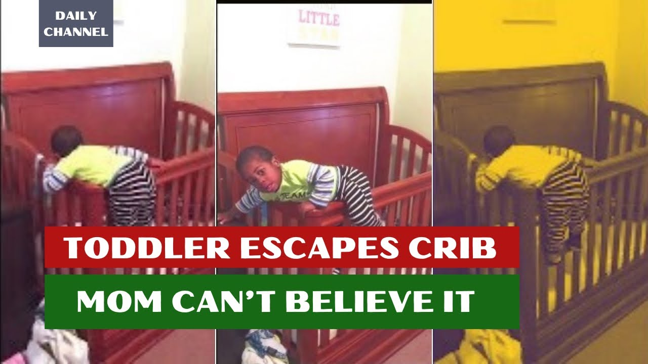 Baby bed for 2 year old - How A 2 Year Old Climbs Out Of A Crib