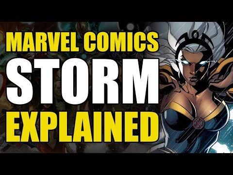 Marvel Comics: Storm Explained