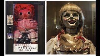 """Правдивая история куклы Аннабель из фильма """"Заклятие"""""""