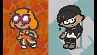 Go Team Retro - WITH FRIENDS! (Retro vs Modern Splatfest Livestream)