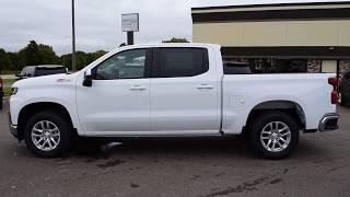 2019 CHEVROLET SILVERADO 1500 Crew Cab Short Box 4x4 LT   New Truck For  Sale   Hudson, Wisconsin