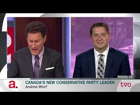 Canada's New Conservative Party Leader