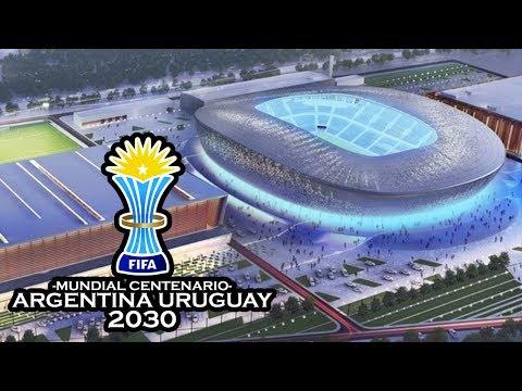 Argentina Uruguay 2030 Mundial Centenario   Posibles sedes, remodelaciones y nuevos estadios.