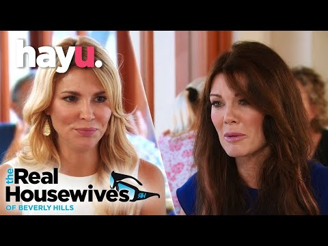Brandi And Lisa Vanderpump Discuss Their Issues   The Real Housewives of Beverly Hills