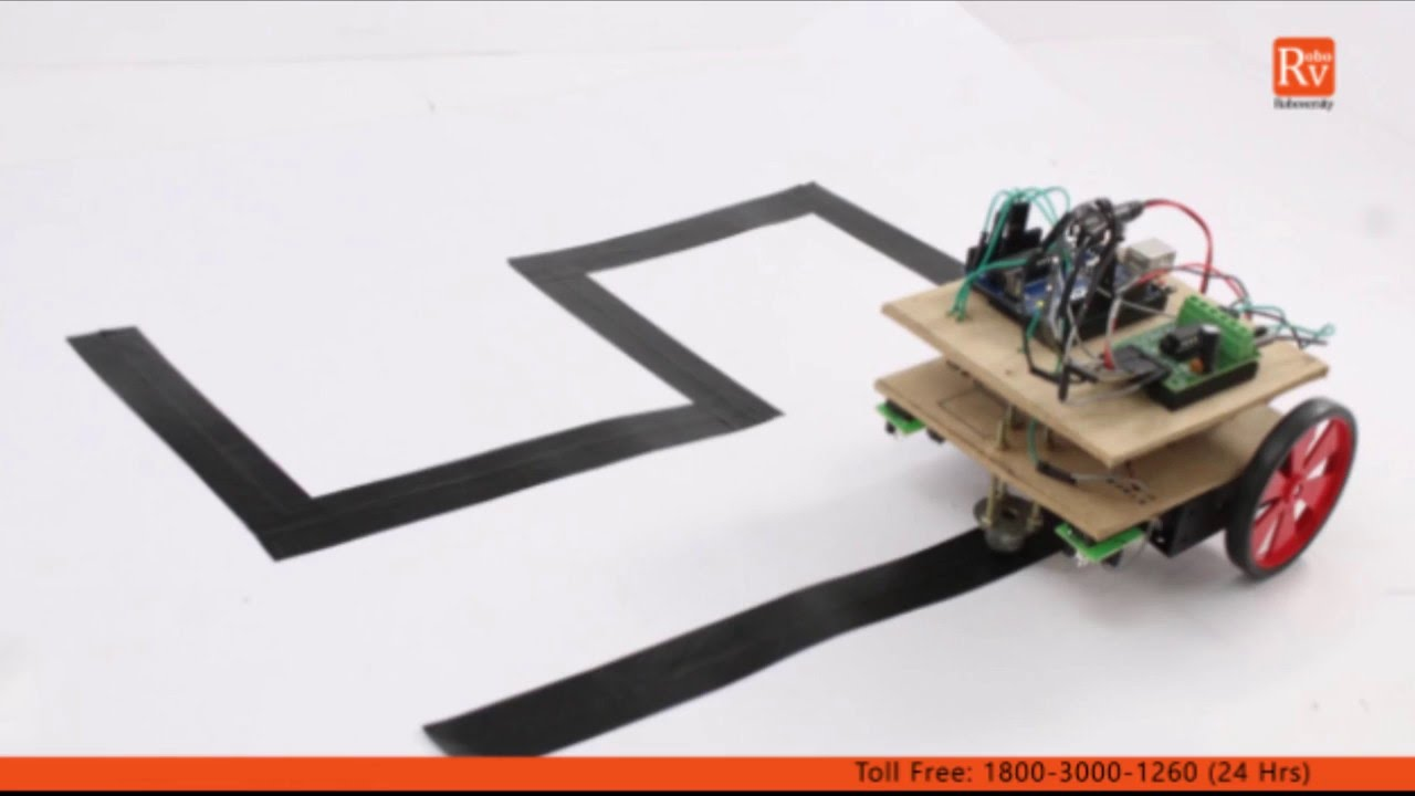 Autonomous Robot - Project-based Course for School Students by Skyfi ...
