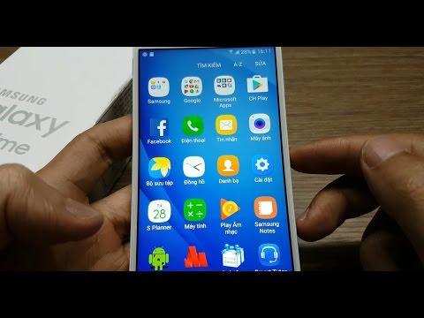 BacBa - Samsung Galaxy J5 Prime  Chuyển Dữ Liệu Từ Máy Sang Thẻ Nhớ (move Data Sd Card)